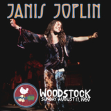 Janis Joplin / Woodstock Sunday August 17, 1969 (2LP)