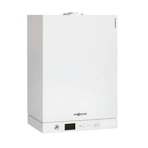 Котел газовый настенный Viessmann Vitopend 100-W A1JB010 - 24 кВт (двухконтурный)