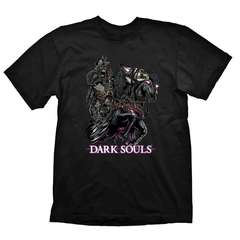 Футболка Dark Souls Zombie Knight