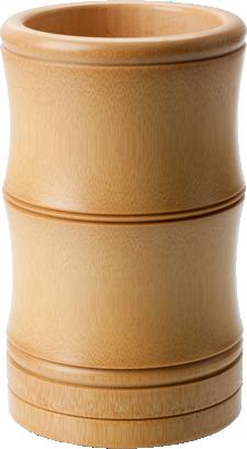 1027 Бамбуковая подставка под спицы Chiaogoo