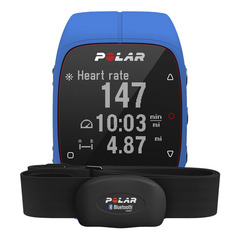 Пульсометр Polar M400 HR Blue