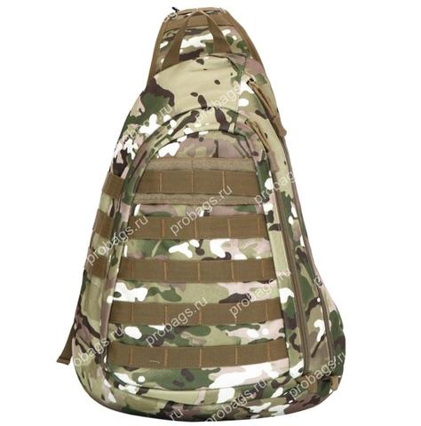 Тактический однолямочный рюкзак Cool Walker 641 Multicam