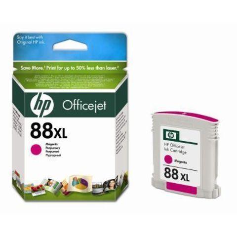 Картридж HP C9392A (№88XL) magenta - пурпурный картридж увеличенной ёмкости для Hewlett-Packard OfficeJet Pro K550, K5400,  L7580, L7680, L7780. Ресурс: 1980 стр. Объем 19 ml