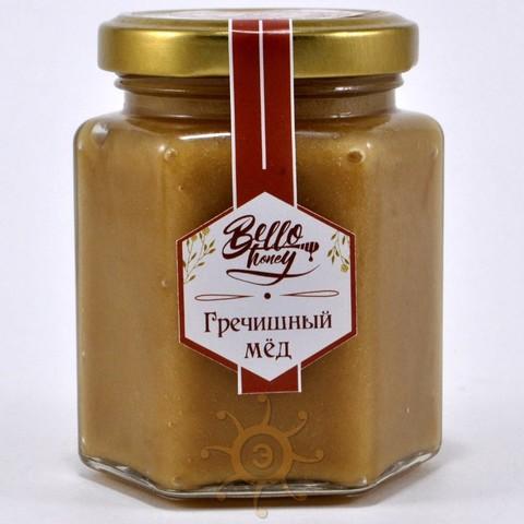 Мёд гречишный BelloHoney, 300г