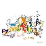 Crosby, Stills, Nash & Young / So Far (Coloured Vinyl)(LP)