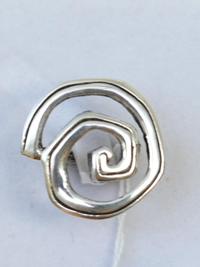 Бесконечность (кольцо из серебра)