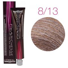 L'Oreal Professionnel Dia Richesse 8.13 (Пепельно-бежевый) - Краска для волос