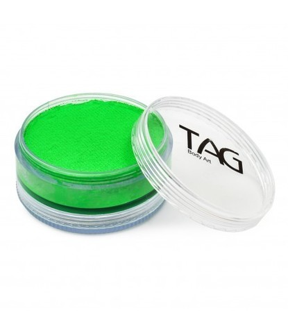 Аквагрим TAG 90гр неоновый зеленый
