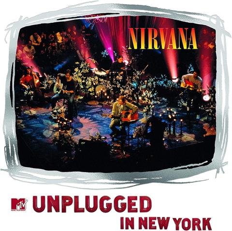 Nirvana / MTV Unplugged In New York (25th Anniversary Edition) (2LP)