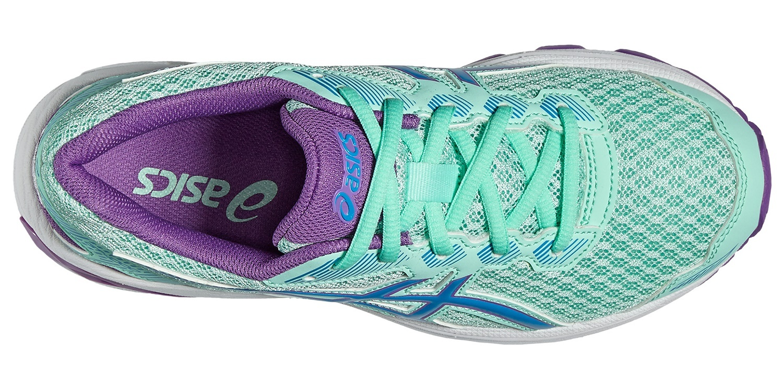 Спортивные кроссовки для девочек Asics GT-1000 5 GS бирюзовые