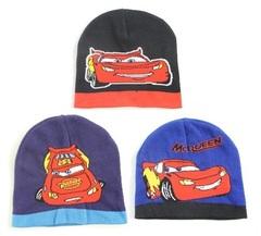 Тачки шапки детские
