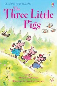 Kitab The Three Little Pigs | Susanna Davidson