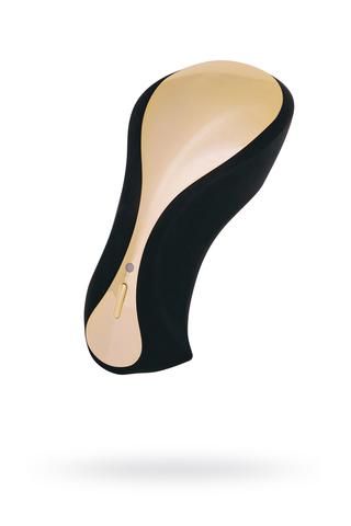 Стимулятор наружных интимных зон WANAME D-SPLASH Surf, силикон, чёрный, 10,8 см фото