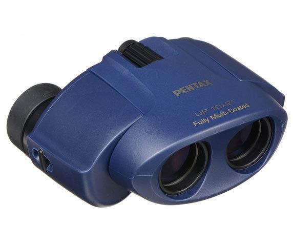 Десятикратный бинокль Pentax UP 10 21, синий