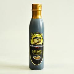 Крем-соус BIANCA FERRARI черный на основе бальзамического уксуса классический 250 мл