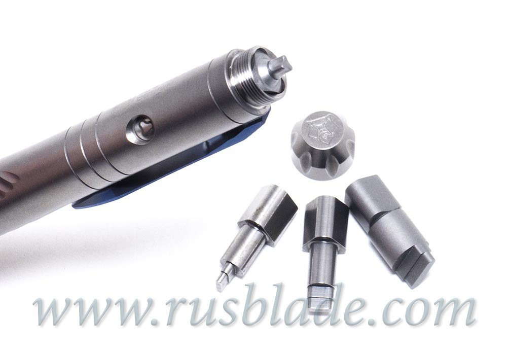 Shirogorov 2018 FULL KIT Pen Screwdriver for Jeans, Cannabis, Sigma, etc