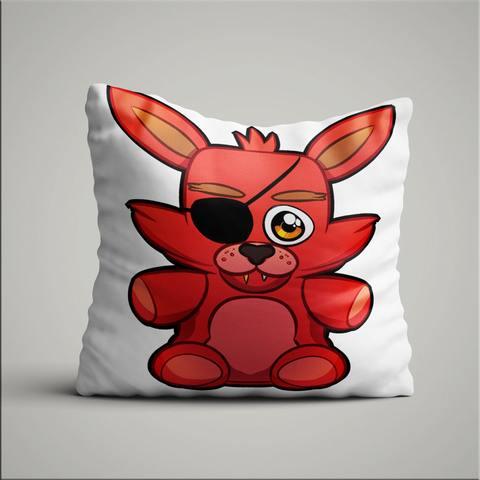Подушка с Фокси