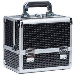 Бьюти кейсы и чемоданы Бьюти кейс для косметики MC074 Black Edition Бьюти-кейс-для-косметики-черный-MC074-1.jpg