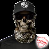 Бандана-труба SA Snow Camo Skull