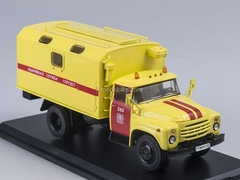 ZIL-130 Emergency Service Gorsvet film Night Watch 1:43 Start Scale Models (SSM)
