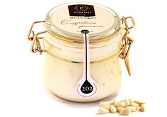 Мёд-суфле с кедровыми орешками, 250мл