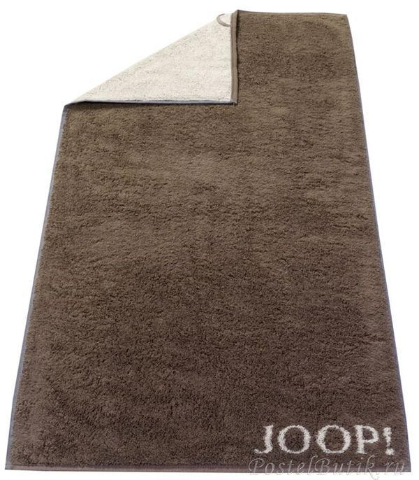 Полотенца Полотенце 50x100 Cawo-JOOP! Shades Doubleface 1612 коричневое elitnoe-polotentse-mahrovoe-shades-doubleface-1612-korichnevoe-ot-joop-cawo-germaniya.jpg