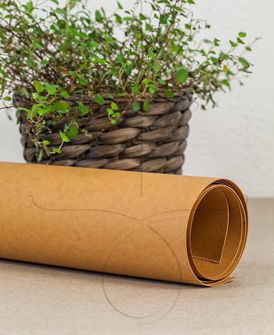 Моющаяся крафт-бумага цвет миндальный, 5 размеров