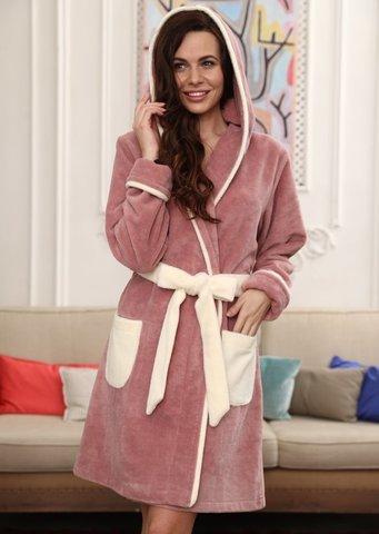 Бамбуковый женский халат Juliette (EFW)