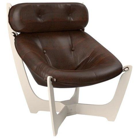 Кресло для отдыха Комфорт Модель 11 дуб шампань/Antik Crocodile, 013.011