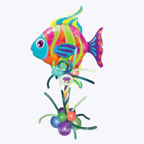 Стойка Рыба