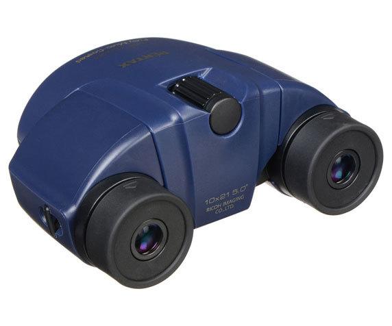 Резиновые наглазники бинокля Pentax UP 10 21, синий