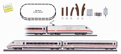 21506 TRIX Стартовый набор железной дороги