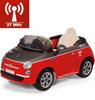Электромобиль Peg Perego FIAT 500 ED1163 на радиоуправлении