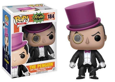 Фигурка Funko POP! Vinyl: DC: Batman 66: The Penguin 13629
