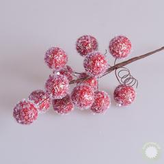 Ветка с ягодами 22см 669-1