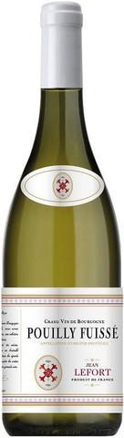 Вино Jean Lefort, Pouilly-Fuisse AOP, 0.75 л