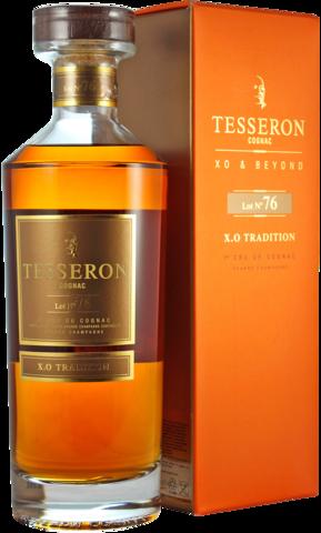 Tesseron Lot №76 ХО Tradition