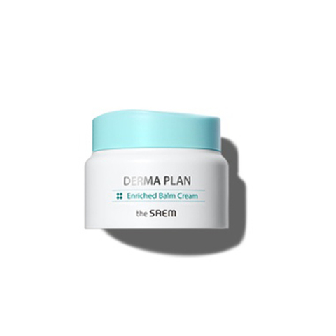 Крем THE SAEM DERMA PLAN Enriched Balm Cream 60ml