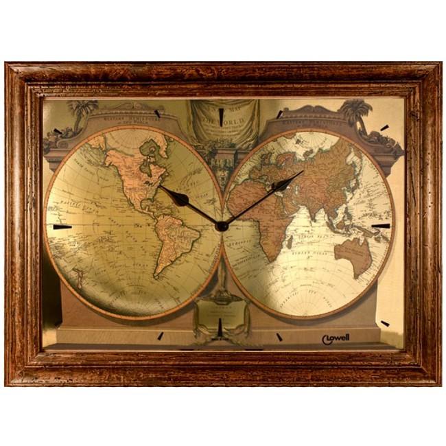 Часы настенные Lowell 11227