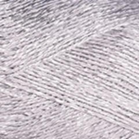 Пряжа Style YarnArt 666 Серебро - купить в интернет-магазине недорого с доставкой