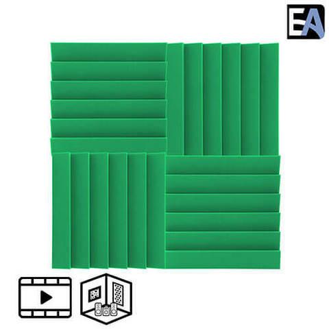 ECHO BLACK Акустический поролон Echoton AURA 450 Зелёный