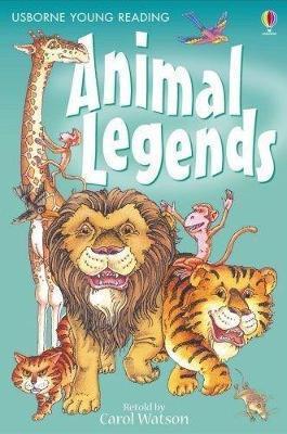 Kitab Animal Legends | Carol Watson