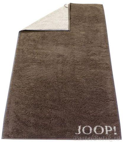 Полотенце 80х150 Cawo-JOOP! Shades Doubleface 1612 коричневое
