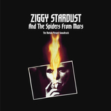 David Bowie ‎/ Ziggy Stardust And The Spiders From Mars - The Motion Picture Soundtrack (2LP)