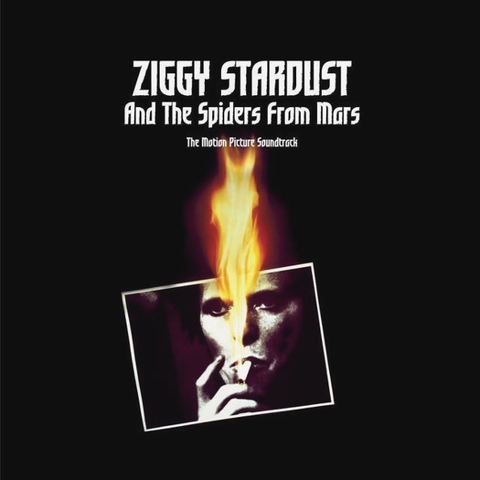 David Bowie / Ziggy Stardust And The Spiders From Mars - The Motion Picture Soundtrack (2LP)