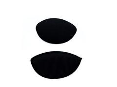 Вкладыши бельевые черные размер №3 (1 пара)