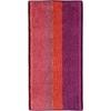 Полотенце 80х150 Cawo-JOOP! Imperial Striped Tile 1640 розовое