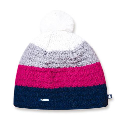 шапка Kama A50 (navy) т. синий