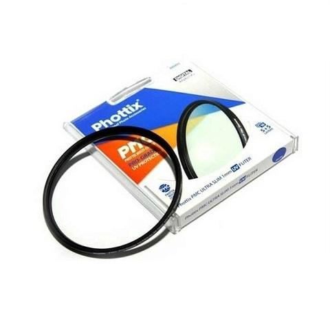 Ультрафиолетовый фильтр Phottix PMC MC Ultra Slim 1mm UV на 52mm
