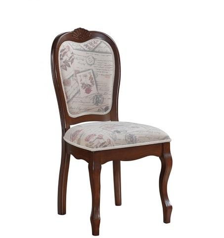 Стул Princess деревянный с мягким сиденьем